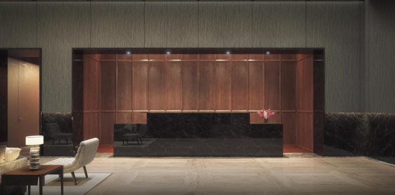 5 Beekman Street - Lobby