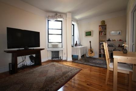 63 West 107th Street - Manhattan - Living Space