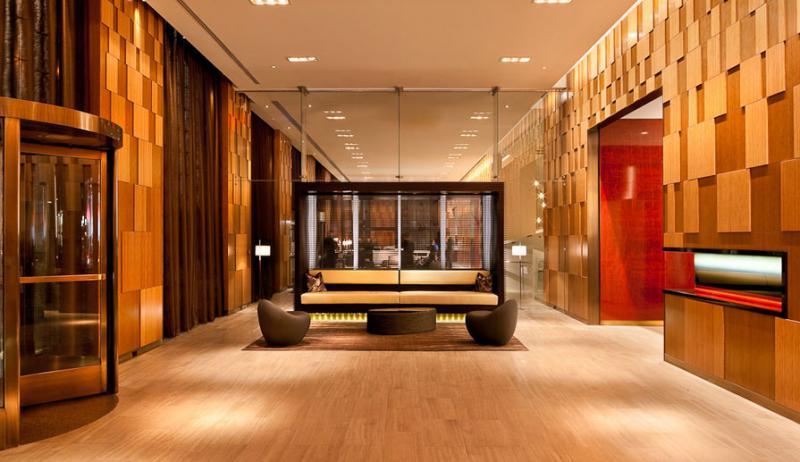 75 Wall Street lobby - New Construction Manhattan