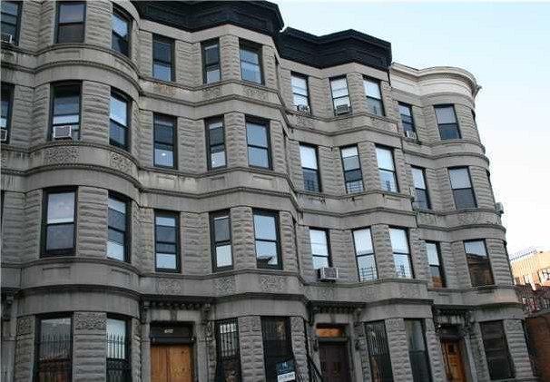 Building - 764 Saint Nicholas Avenue - Harlem - NY
