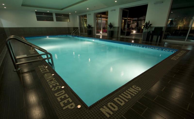 Wide variety of amenities at 80 Metropolitan Avenue - The Pool