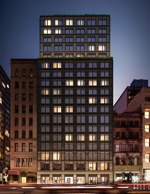 Apartments for sale at 91 Leonard Street in NYC