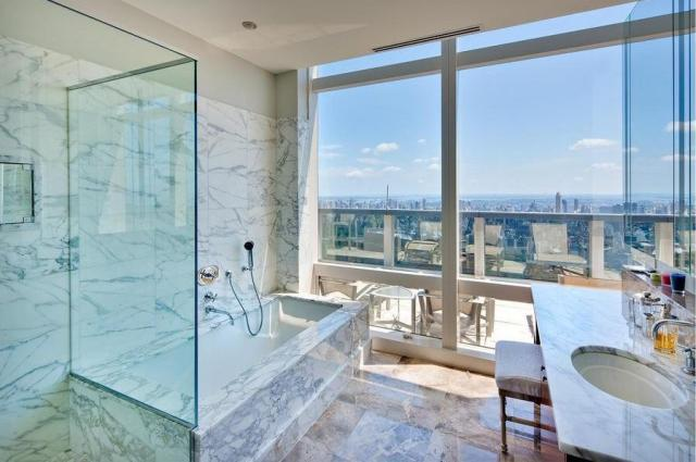 Mandarin oriental 80 columbus circle upper west side for Condos for sale nyc