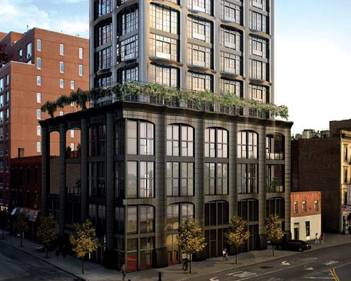 200 Eleventh Avenue Building – Chelsea NYC Condominiums