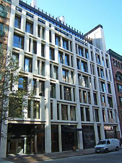 25 Bond Street Building – NoHo NYC Condominiums