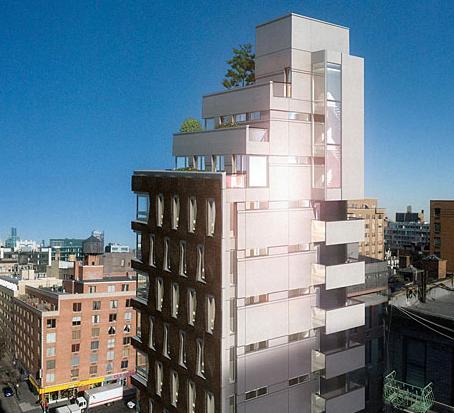 290 Mulberry Street Building - Nolita NYC Condominiums