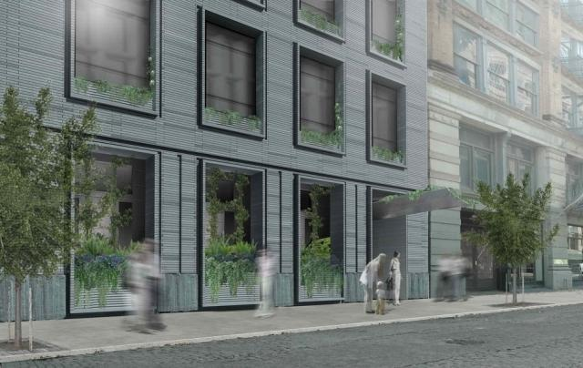 41 Bond Street Building - Noho NYC Condominiums