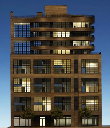 456 West 19th Street Building - Chelsea NYC Condominiums