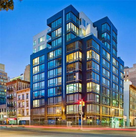 The Onyx NYC Condos - 261 West 28th Street Apartments for Sale in Chelsea