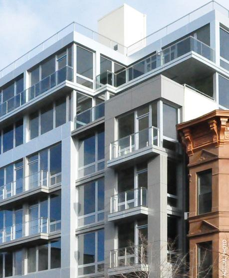 Windows On 123 NYC Condos - 117 West 123rd Street Apartments for Sale in Harlem