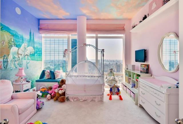 Residences at Mandarin Oriental Children's Room - Manhattan Condos for Sale