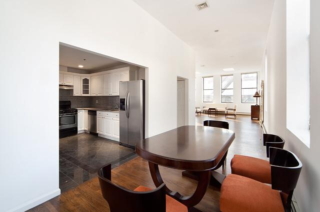 56 East 13th Street Dining Area – NYC Condos for Sale
