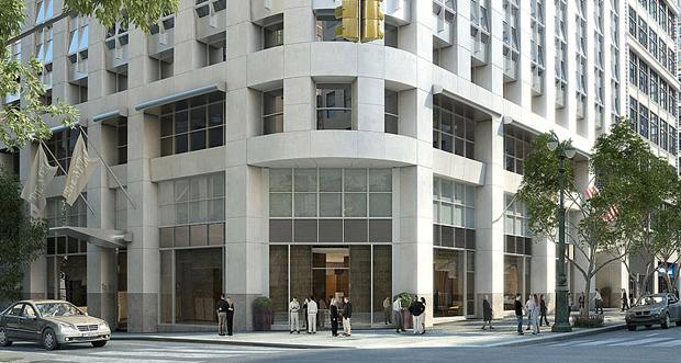 The Setai Fifth Avenue Entrance – Manhattan Condos for Sale