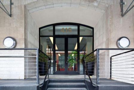 Tribeca Summit Entrance - Tribeca NYC Condominiums