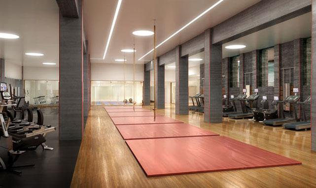 The Aldyn Fitness Center - Manhattan Condominiums for Sale
