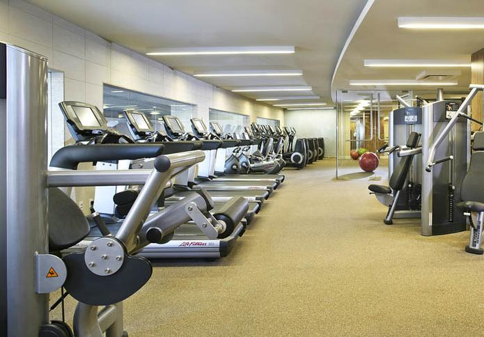 The Visionaire Fitness Center - Manhattan Condos for Sale