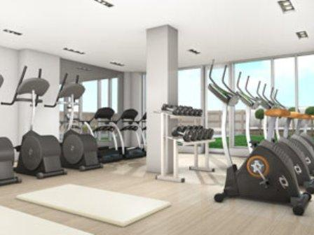 Conrad Gym - Harlem NYC Condominiums