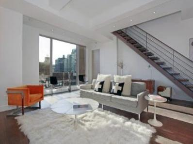 316 East 22nd Street Living Room – Manhattan Condos for Sale
