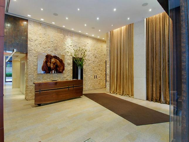 25 Bond Street Lobby – Manhattan Condos for Sale
