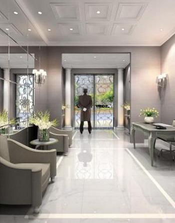 985 Park Avenue Lobby - Upper East Side NYC Condominiums