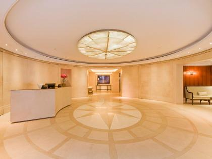 Barbizon 63 Lobby - Upper West Side NYC Condominiums