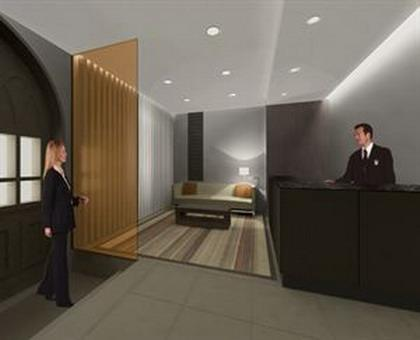 Landmark 17 Lobby - Gramercy Park NYC Condominiums