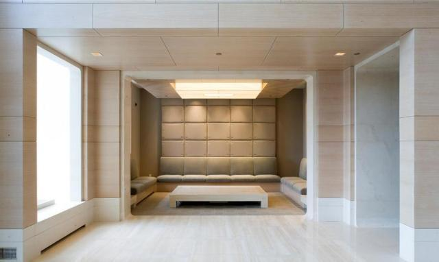 Trump Place Lobby - Upper West Side NYC Condominiums