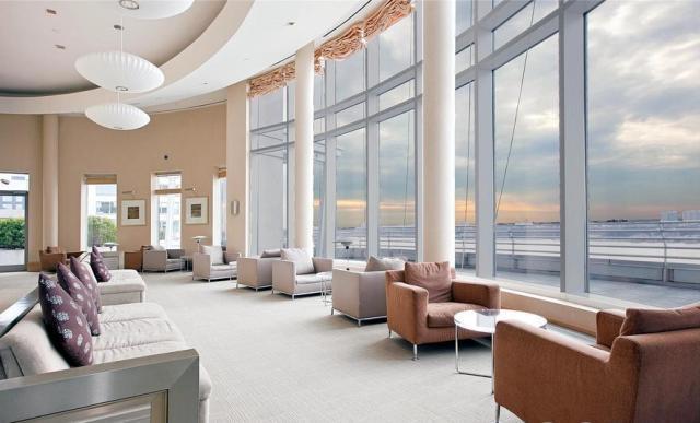 Trump Place Lobby - Manhattan Condos for Sale