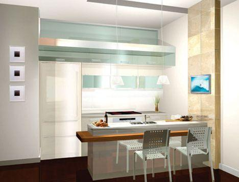 The Morgan Lofts Kitchen - Manhattan Condos for Sale