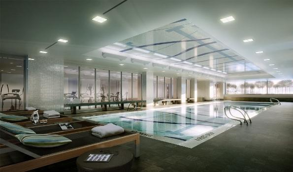 Manhattan View Tower Pool - Manhattan Condos for Sale