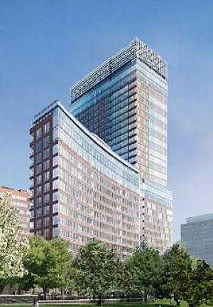 The Riverhouse NYC Condos - 2 River Terrace Apartments for Sale in Battery Park