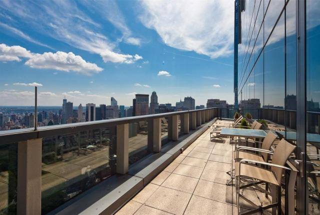 Residences at Mandarin Oriental Terrace - Upper West Side NYC Condominiums