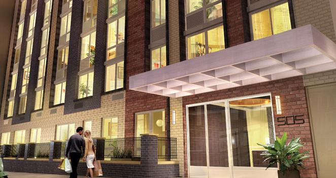The 505 NYC Condos - 505 West 47th Street Apartments for Sale in Clinton