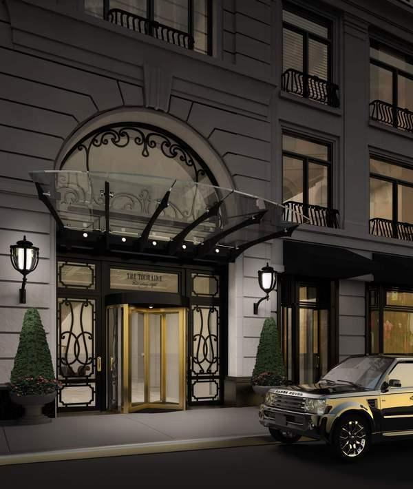 The Touraine - 165 East 65th Street - Entrance - Manhattan Condos for Sale