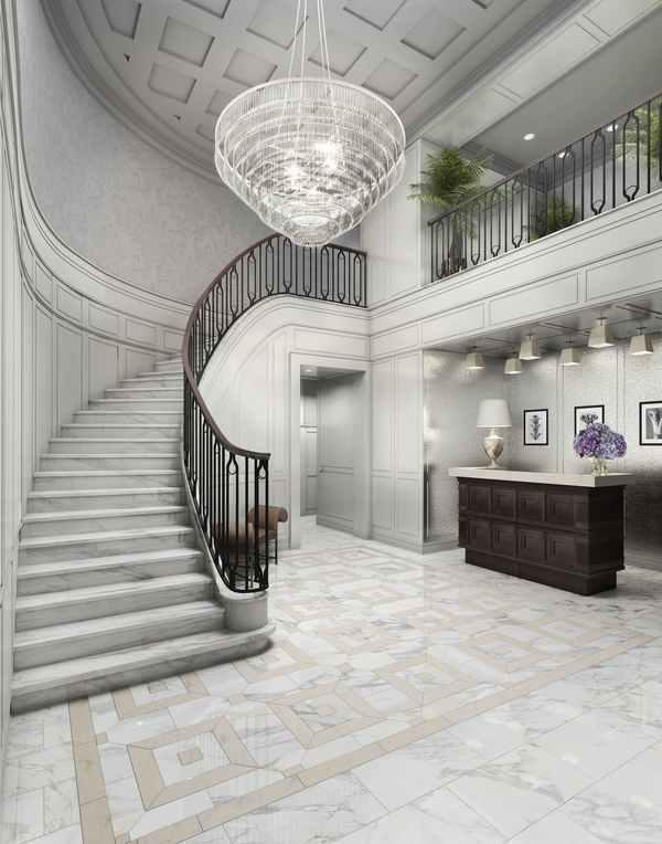 The Touraine - 165 East 65th Street - Lobby - Manhattan Condos for Sale
