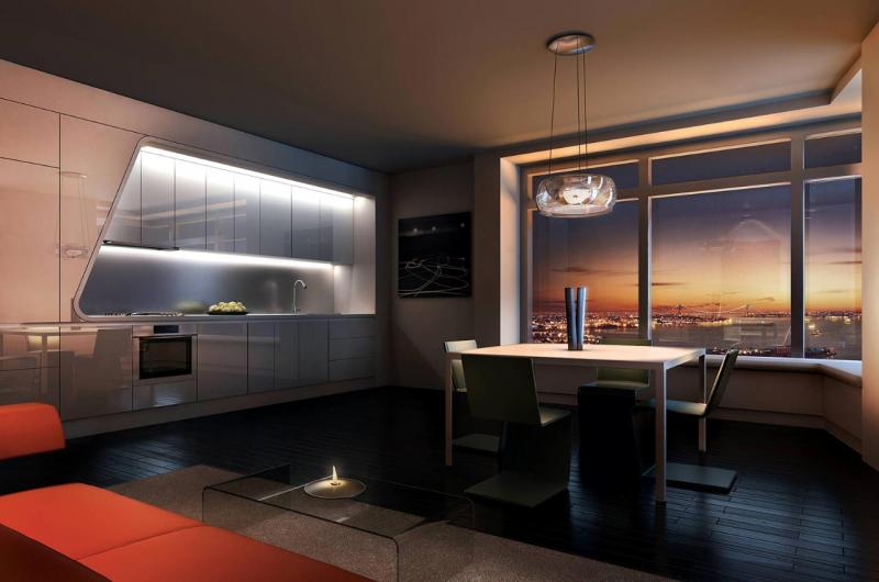 W New York Downtown | 123 Washington Street | Financial District condos for  sale