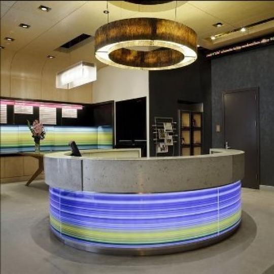 Apex New Construction Building lobby – NYC Condos