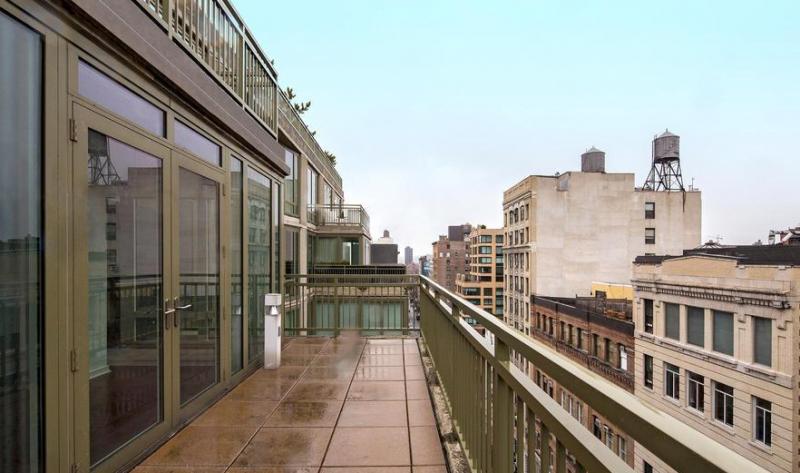 Balcony - 130 West 19th Street - Condos - Chelsea