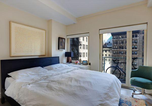 Bedroom-67-Liberty Street-NYC Condo for sale