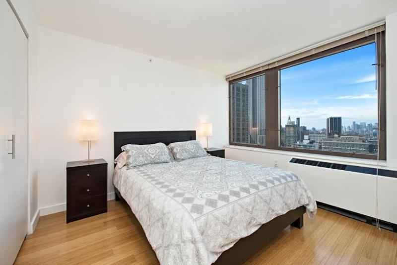 100 West 39th Street - Bedroom