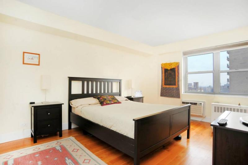 100 West 93rd Street Bedroom