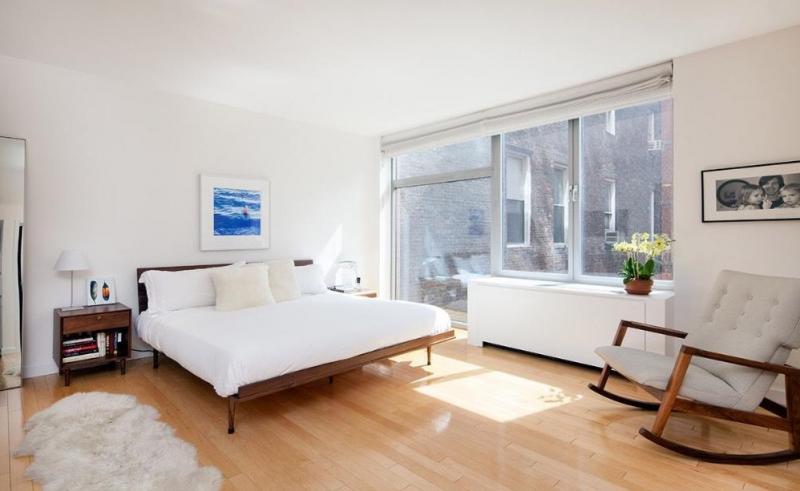151 West 17th Street in Chelsea - Bedroom