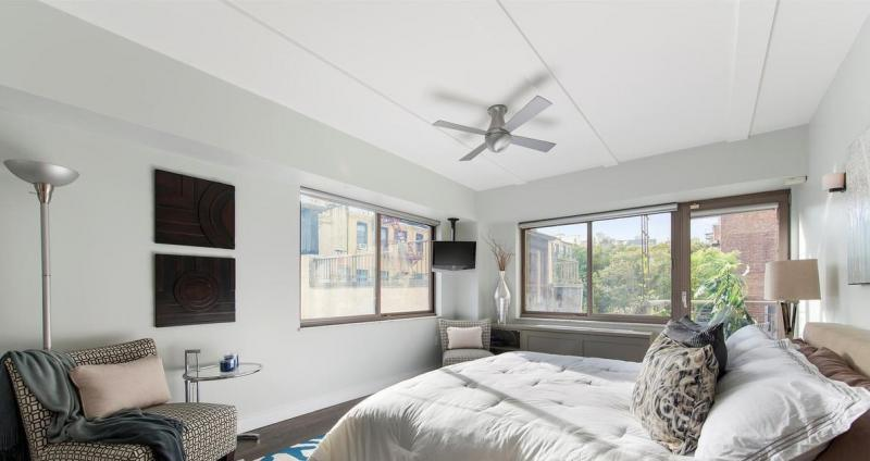 240 East 10th Street in NYC - Bedroom
