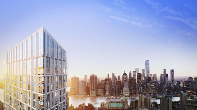 View at Brooklyn Point in NYC - Apartments for sale