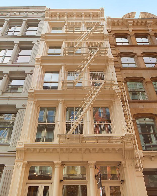 111 Mercer Street Building - Apartments for Sale in New York