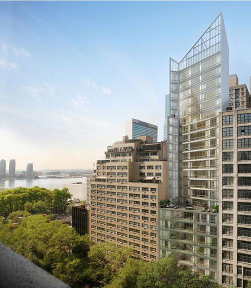 Building - Alexander Plaza - Turtle Bay - Condominium For Sale
