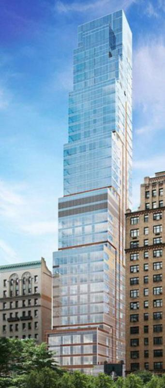 Ariel East NYC Condos - 2628 Broadway Apartments for Sale in Upper West Side