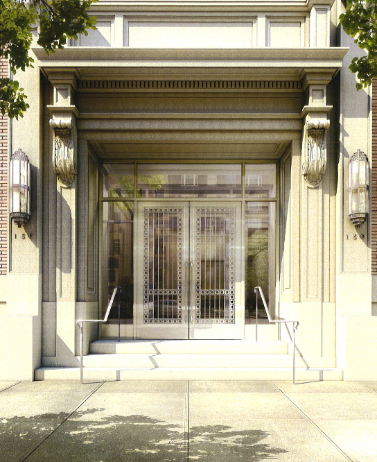 Luxury Apartment Building Entrance: Upper East Side Condos For Sale