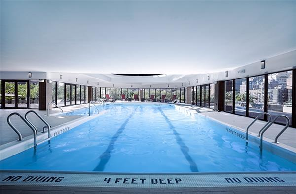 Indoor Swimming Pool - 330 East 38th Street Condominiums - Condos - NYC