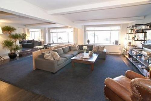 Diamond House Living Room - Upper East Side NYC Condominiums